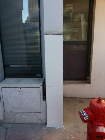 refection beton empreinte